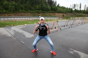 Zweimal Gold für Dominik Mages (SV Virnsberg)